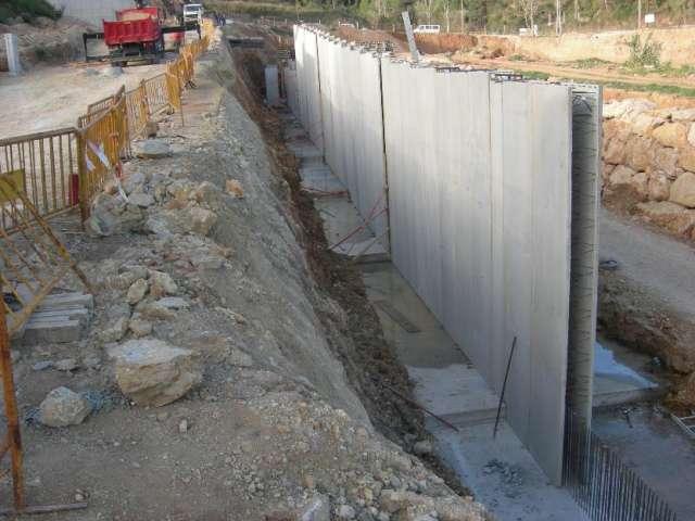 Muros de hormigon armado excellent estructura de hormigon armado with muros de hormigon armado - Muros de hormigon ...