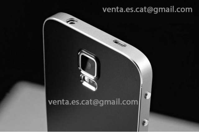 carcasa metalica samsung s5