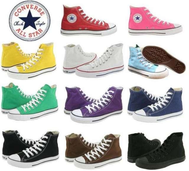 64340d9dd 2 Originales Apagado Y De Converse Colores Cualquier Compre En Caso fRd6xqw