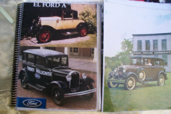 """*manual de taller & despiece ford """"a"""" ** 1928-1931 èn español!"""