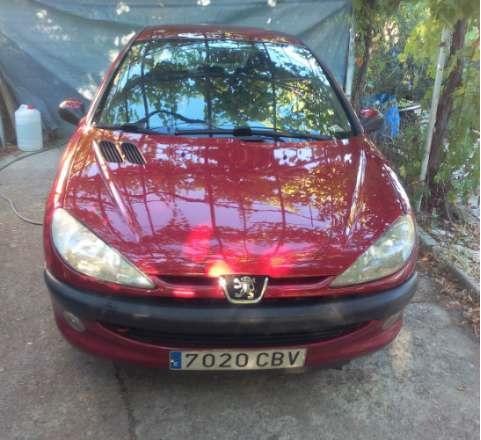 Peugeot de segunda mano (madrid)