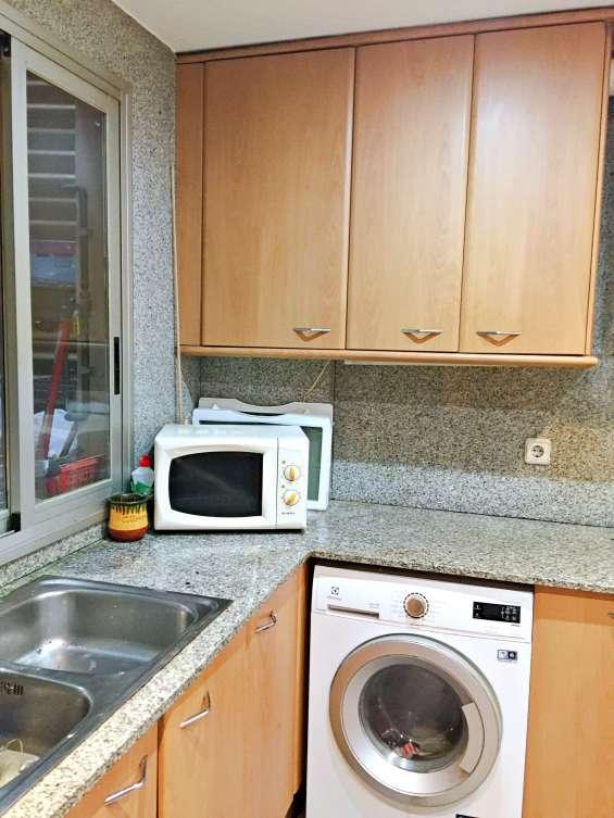 Cocina completa: armarios y electrodomésticos